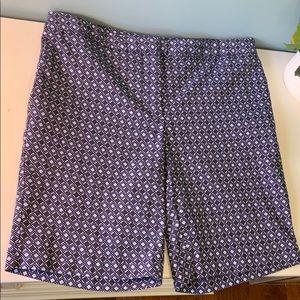 Mario Serrani golf/Bermuda shorts